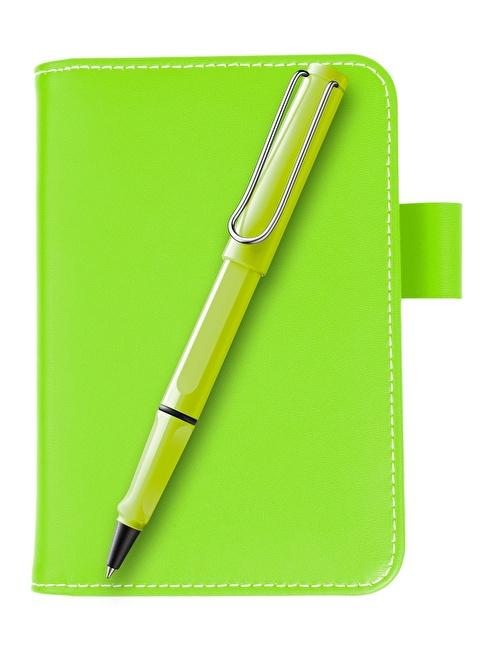 Lamy Roller Kalem Pembe + Pembe Notluk  Yeşil